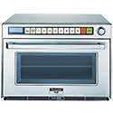 Panasonic 1.6 cu. ft. 2100W Sonic Steamer Commercial Microwave Oven