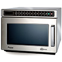 "Amana 0.6 cu. ft. 1800 Watt Heavy Duty Programmable Microwave Oven 16-1/2""W"