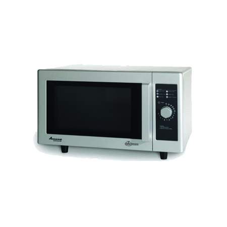 "Amana 0.9 cu. ft. 1000 Watt Light Duty Microwave Oven with Dial Timer 20""W"