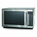 "Amana 1.2 cu. ft. 1000 Watt Large Capacity Medium Duty Programmable Microwave Oven 22""W"