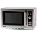 "Amana 1.2 cu. ft. 1000 Watt Medium Duty Microwave Oven 22""W"