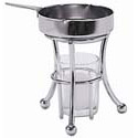 American Metalcraft 3.5 oz. Butter Melter Cup with Stand