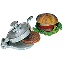 Aluminum Hamburger Mold