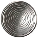 American Metalcraft 8\x22 Super-Perforated Aluminum Pizza Pan