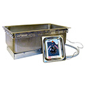 APW Wyott 22-Quart Drop-In Food Well with E-Z Lock