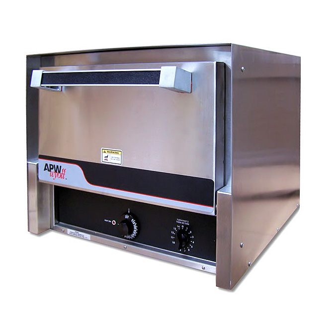 Countertop Oven Baking : APW 208/240V Countertop Baking Oven with 2 Ceramic 16