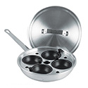 Crestware 4-Cup Silverstone Complete Egg Poacher