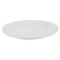Crestware Alpine 9\x22 Super White Narrow Rim Plate