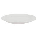 Crestware Alpine 11-1/2\x22 Super White Narrow Rim Platter