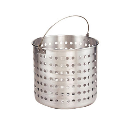 Crestware 20-Quart Aluminum Steam Basket