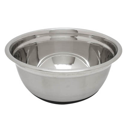 5-Quart Non-Slip Heavy Duty Stainless Steel Mixing Bowl
