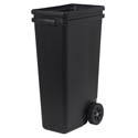 O-Cedar Commercial 26-Gallon MaxiRoll Wheeled Trash Container