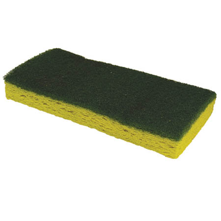 O-Cedar Commercial Medium Scrubbing Sponge