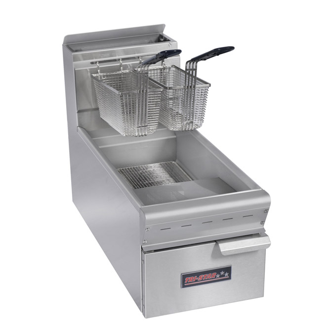 deep tank countertop cecilware with electric fry steel commercial lb stainless fryer