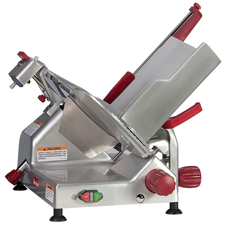 "Berkel 14"" Manual Gravity Feed Meat Slicer 23""W"