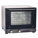 Cadco Quarter Size 120V Electric Countertop Convection Oven 19\x22W