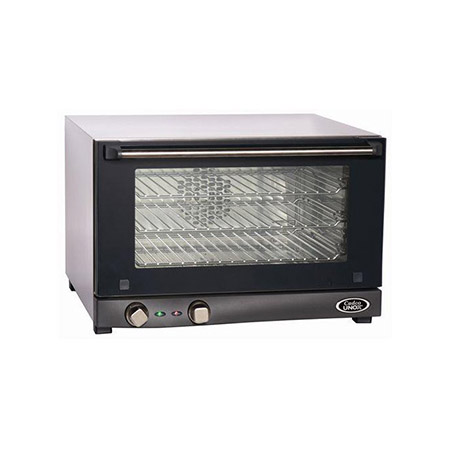 "Cadco Half Size Electric Countertop Convection Oven 24""W"