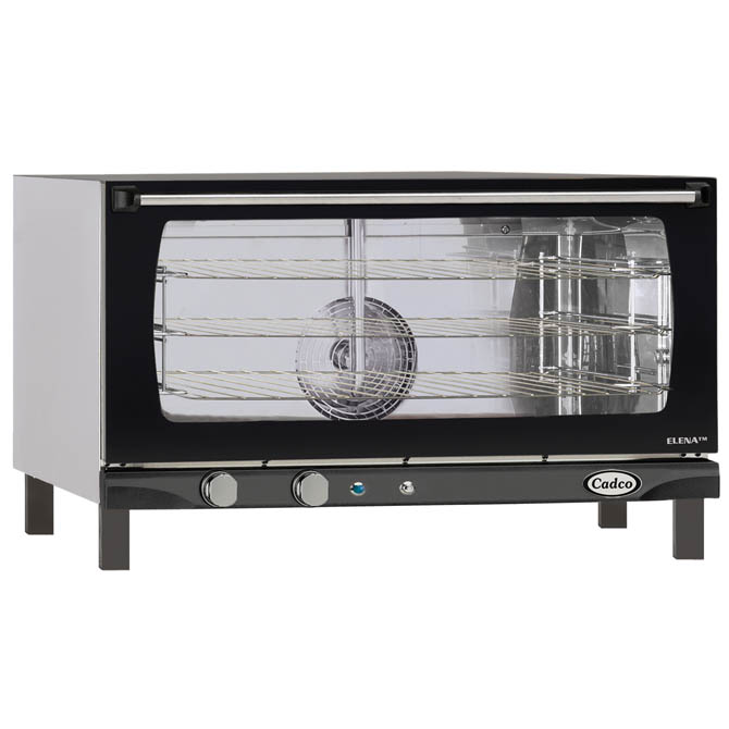 Cadco Full Size Electric Countertop Convection Oven 31 1 2 W