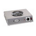 "Cadco 1500 Watt 1-Burner Electric Hot Plate 14""W"