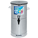 Bunn 5-Gallon Stainless Steel Iced Tea Dispenser
