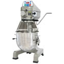 "Globe 20-Quart 3-Speed 0.5 HP Mixer 13""W"