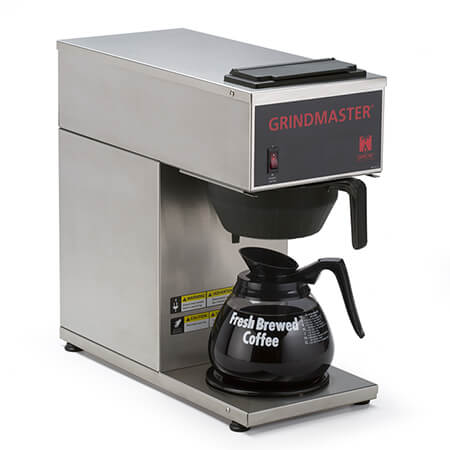 Cecilware Single Burner Pourover Coffee Brewer