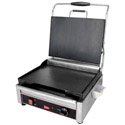 Cecilware 9-5/8\x22 x 9\x22 Smooth Surface Sandwich Grill