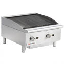 Cecilware 80,000 BTU Radiant Gas Charbroiler 24