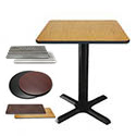 Dual-Sided Dining-Height Table Kits 29-1/4
