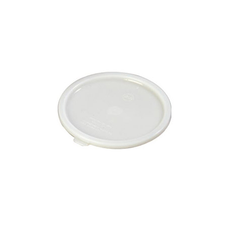 Lid for Carlisle 2 or 3-1/2-Quart Round Food Storage Container