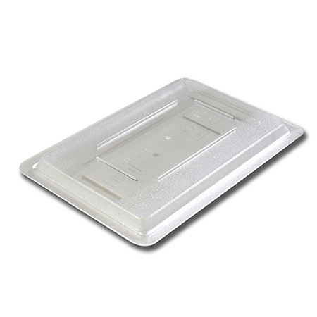 "Carlisle StorPlus 12"" Clear Cover"