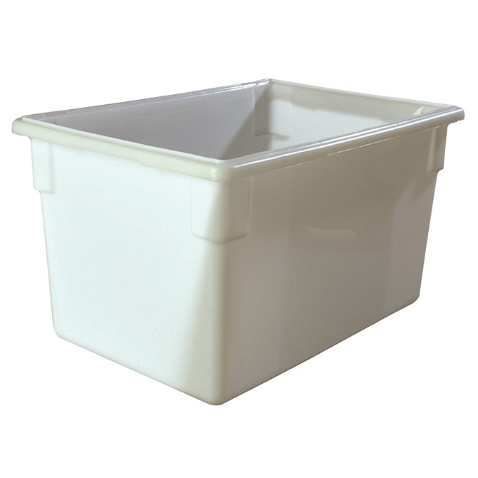 18 Inch x 26 Inch x 15 Inch Storplus Food Container White