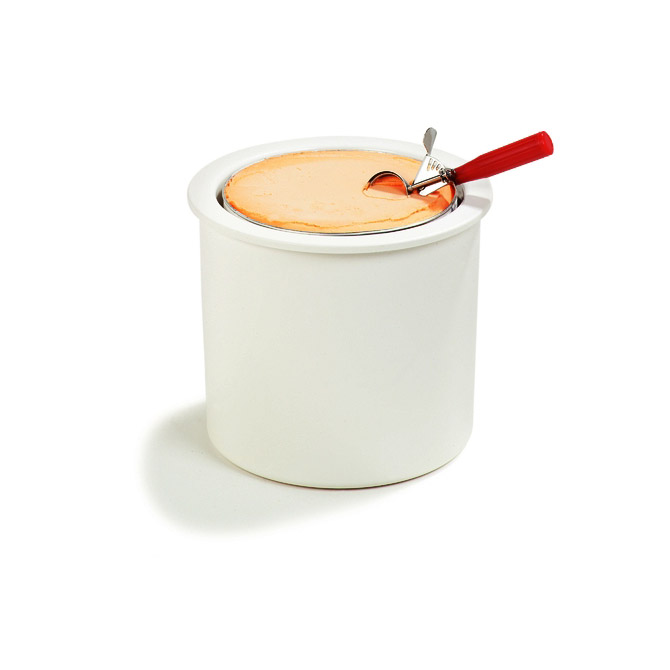 Coldmaster 3 Gallon Ice Cream Crock w Lid Ice Cream Server By