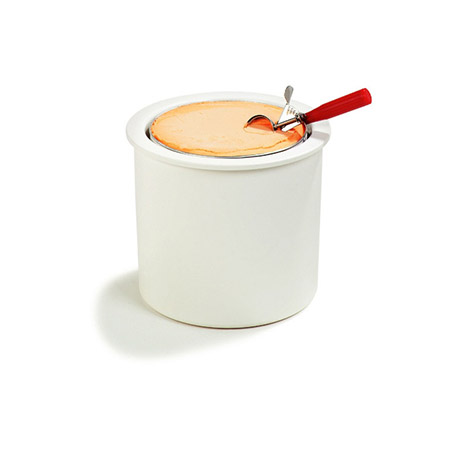 Carlisle Coldmaster 3-Gallon Ice Cream Crock with Lid