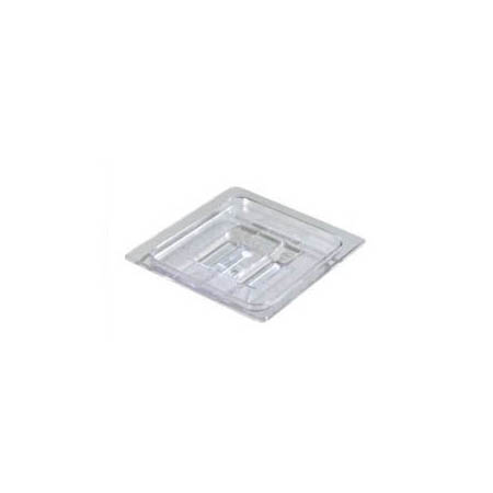 Solid Cover for Carlisle StorPlus 1/6-Size Clear Food Pan