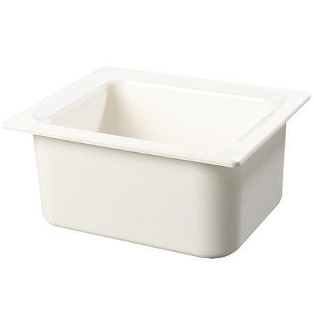 "Carlisle Coldmaster 1/2-Size Food Pan 6"" Deep"