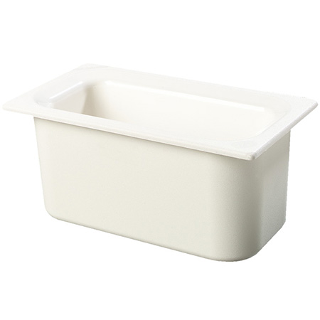 "Carlisle Coldmaster 1/3-Size Food Pan 6"" Deep"
