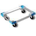 Dolly for Carlisle Insulated End Loading Food Carrier