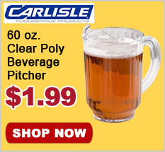 Poly Pitcher