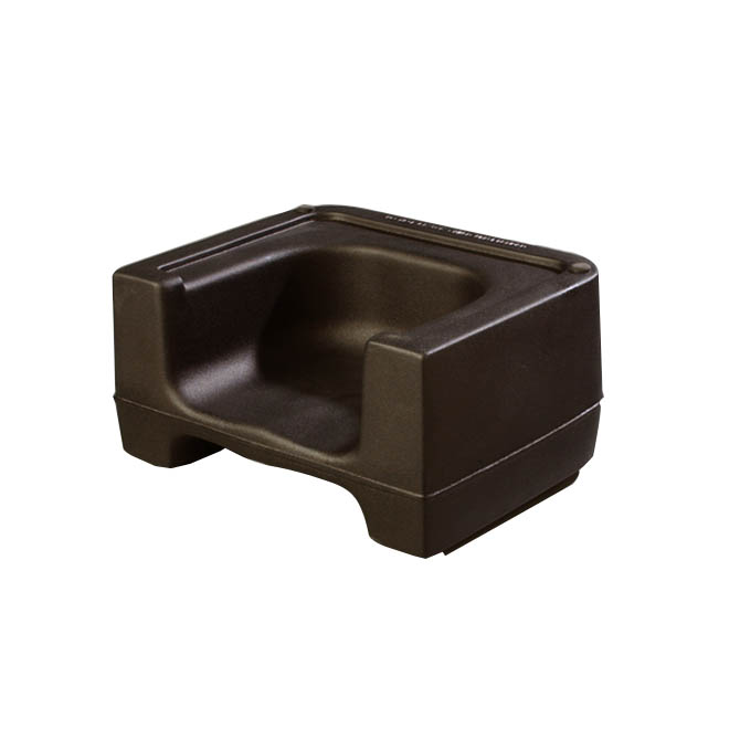 Black Two Sided Childs Booster Seat