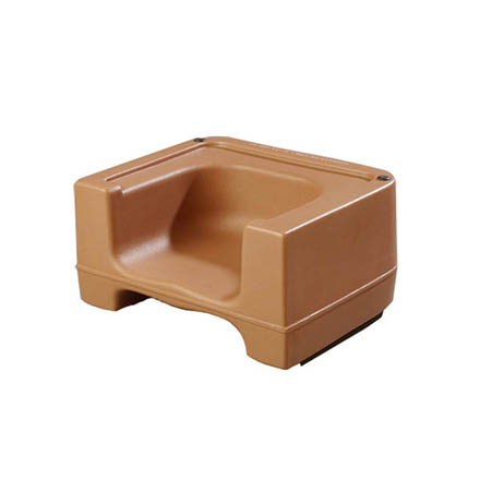Carlisle Beige Dual Height Booster Seat