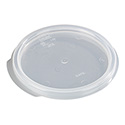 Lid for Carlisle StorPlus 1-Quart Round Food Storage Container