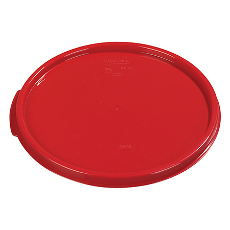 Lid for Carlisle StorPlus 6 or 8-Quart Round Food Storage Container