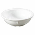 Carlisle 10 oz. White Melamine Nappie Bowl