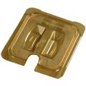 Slotted Cover for Carlisle StorPlus 1/6-Size High Heat Amber Food Pan