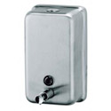 Alpine 40 oz. Liquid Soap Stainless Steel Wall Mount Dispenser