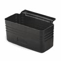 Black Flatware Bin for Continental Bus Cart (SKU 215810)