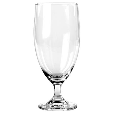 Cristar 20 oz. Footed Pilsner Glass