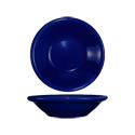 ITI Cancun 4.75 oz. Cobalt Blue Rolled Edge Fruit Bowl