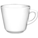 ITI Dover 7 oz. European White Tall Cup